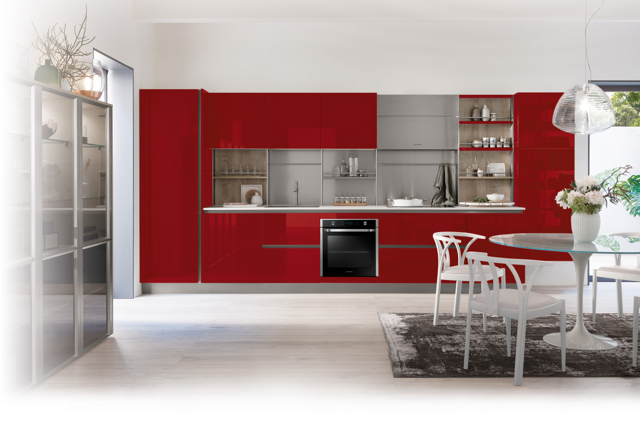Home veneta cucine pavia for Home cucine